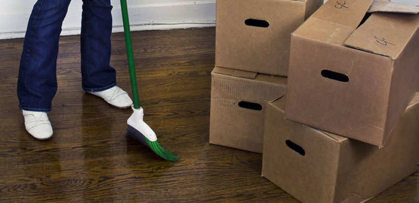Move Out Cleaning Services London