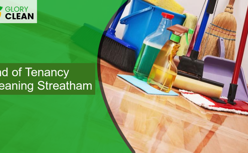 End of Tenancy Cleaning Streatham