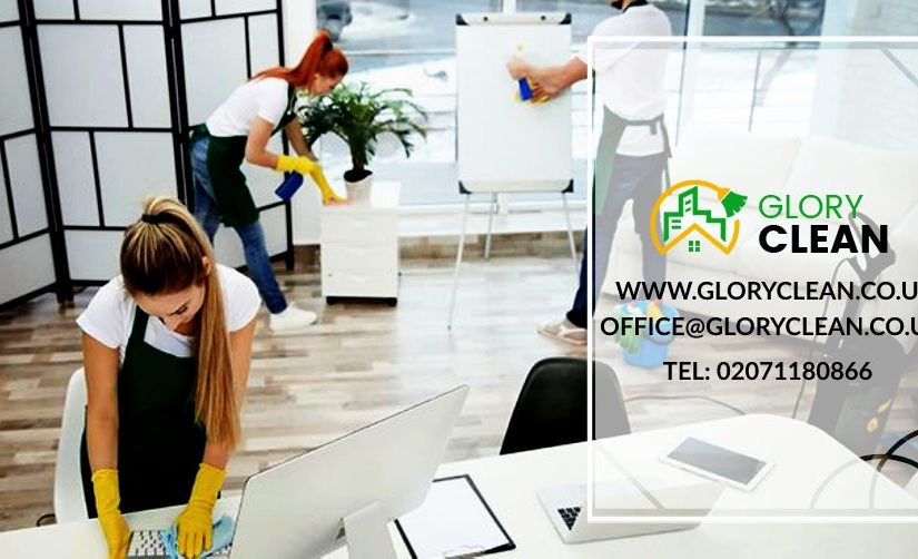Why to Rely on Professional Office Cleaning Services