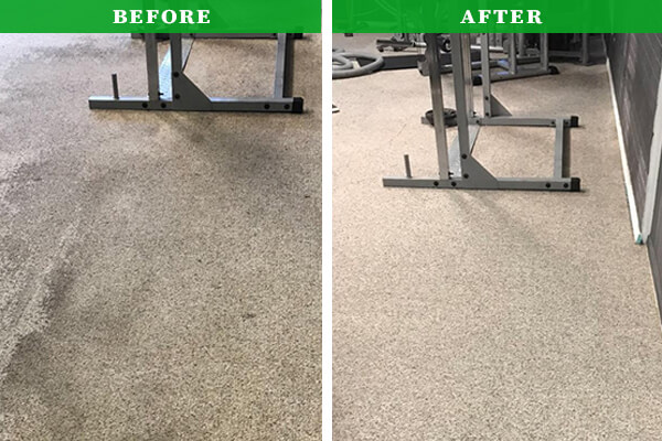Before & After Carpet Cleaning Service in Putney