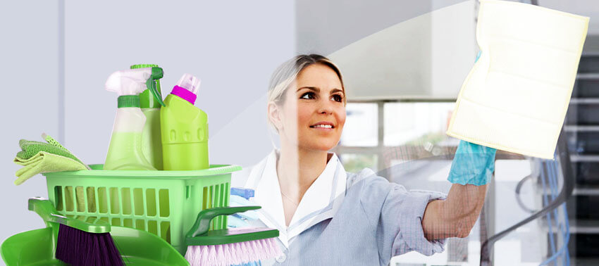 spring cleaning service in Kensington