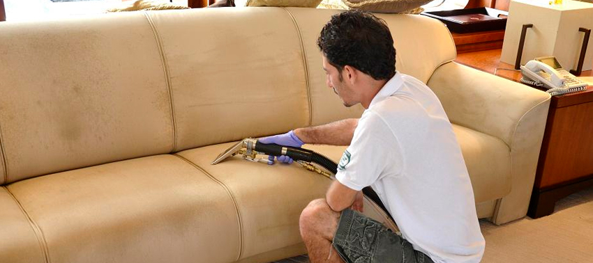 Richmond upholstery cleaning